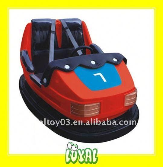 Razor Electric Bumper Car