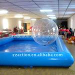 2012 enjoyable inflatable splash pool