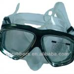 2013 Adult's cheap custom silicone diving mask