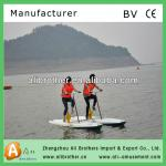 2013 exciting water sports fiberglass Cheap Water Park Equipment water bicycle