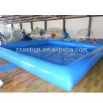 2013 Giant inflatable swimming pool