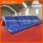 2013 interesting play air floats water park slides for sale