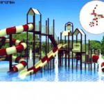 2013 Interesting water slide,fiberglass water slide