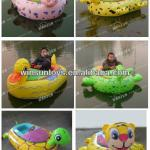 2013 kiddie play animal electric boat