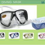 Adult full face silicone diving mask