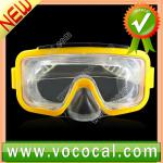 Adult Size Swim Mask Goggle Scuba Diving Snorkeling Swimming
