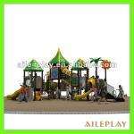 amusement park equipment children outdoor plastic playground tropical series TP-10401