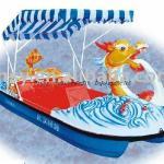 Amusement rides water play pedal boat NO.SYLXZ