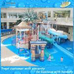 Aquatic Play Structure