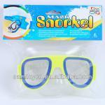 Cheap scuba diving mask