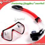Children mask diving snorkels
