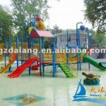 Children Water Play Structure