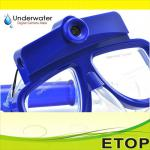 diving mask camcorder 10 meters