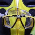 Diving mask equipment