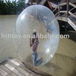 Exciting TPU water people play bubble ball water