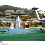 EXCITING WATER PLAY -AMUSEMENT PARK WATER SLIDE (A-06701)