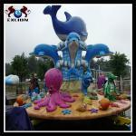 [Exlion]Shark Fighting amusement park water ride outdoor equipment for sale