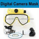 Factory offer 15m diving mask action video recorder