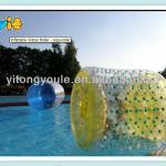 floating aqua water roller wheel ball