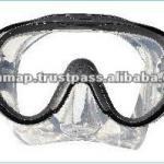 France Silicone Monocular Junior Diving Mask