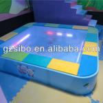 GMB-D 2013 kids play center water filled bed
