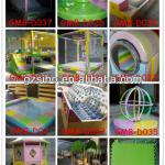GMB-D Cheap indoor soft play area for kid