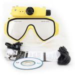 Good 15m waterproof RD34 professional Diving Mask Camera (built-in 4gb memory )