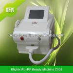 Good effective Beauty equipment -Elight(IPL+RF) C005 with best quality