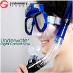 HD Scuba Diving Dive Snorkel Snorkeling Underwater Mask Video Photo Camera DVR