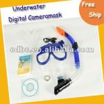 Hidden Camera Mask,Scuba Diving Mask HD Camcorder and Snorkel