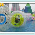 hot inflatable water rolling roller ball