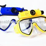 Hot Sale Swimming Mask Camera 40M Waterproof