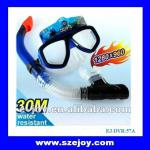 Hotselling Fashion underwater scuba mask camera 30m EJ-DVR-57A