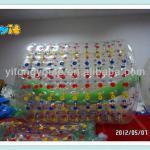 inflatable aqua water walker roller ball