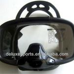 liquid silicone diving mask with mirror M255
