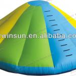 Most Fashion Infatable water games, inflation water roller for Aqua play