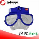 New 720p mask diving camera with high quality