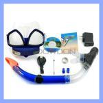New Comer 5.0 MP CMOS Sensor 4GB Digital Underwater Diving Camera