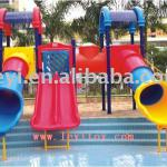 outdoor big water slide LY-051B