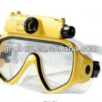 RD34 Diving mask DVR /action sport camera / waterproof diving camera