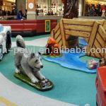 Retail center children play area