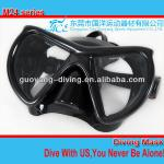 silicon diving mask