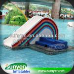 Slide water play equipment,water play toys