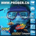 So useful for diving water glass/diving Mask with 2.0 m pixels ,upto 2.5 h recording ,4GB, support max 32G,Resolution: 1280*960