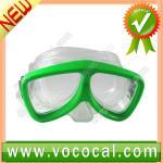 Soft Silicone Dive Swimming Diving Swim Mask Goggles