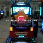 Sonic car racing game amusement coin operated game machine