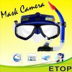 Summer Diving Mask Video Camera