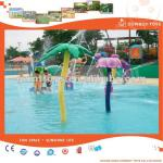 Swimming Pool Water Spray Equipments For Hotel