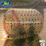 Transparent pvc material inflatable water rollers