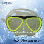 Ultra Seal Diving Mask for kids